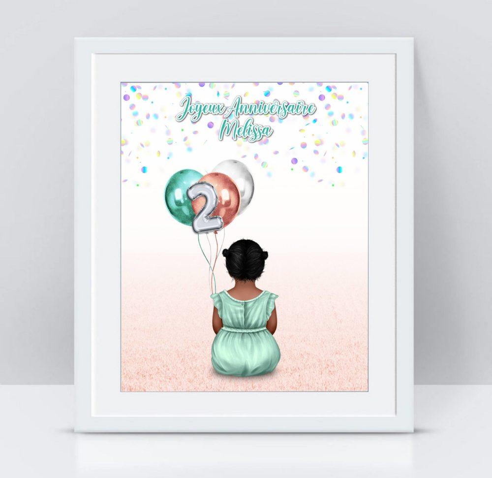 cadeau 1 er anniversaire