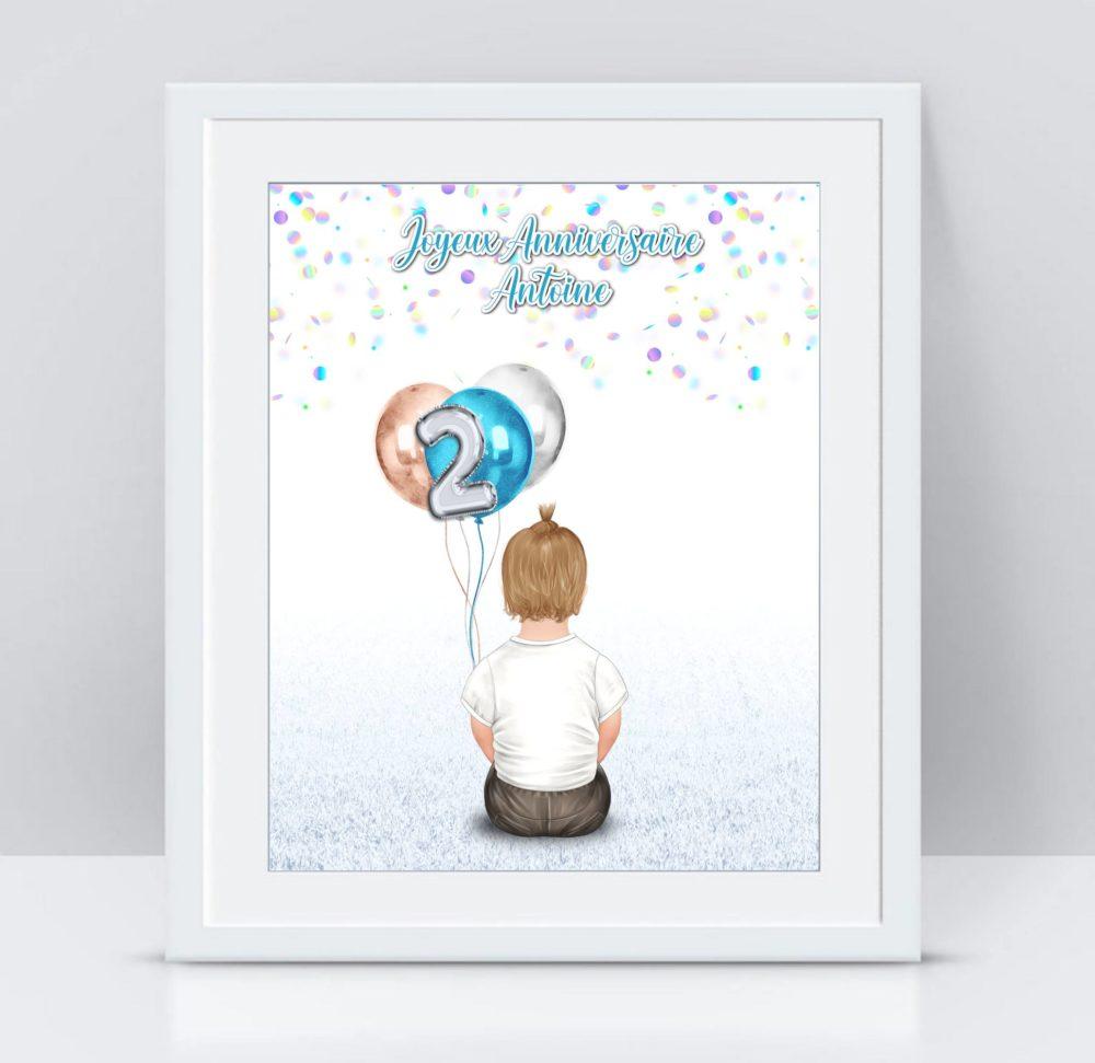 cadeau anniversaire 1 an